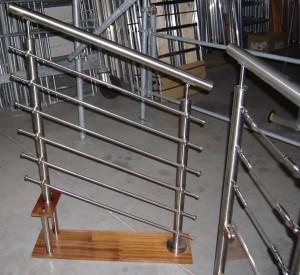 garde corps aluminium